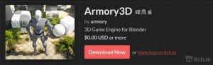 armory3D Installation tutorial -> Devga.me
