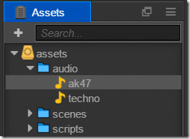 Adding Audio Files in Cocos Creator - Devga.me Tutorial
