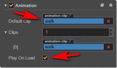 Animation Component - Cocos Creator - Devga.me Tutorials