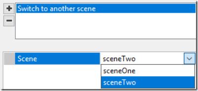 CopperCube 6 - Scenes and Rooms - Set the Scene