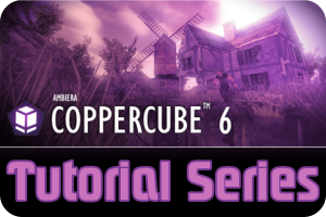 Coppercube 6 Tutorial Series