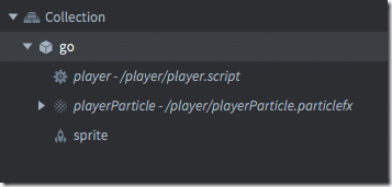 Player Game Object