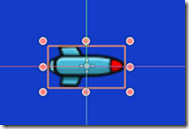 Bullet-Sprite in Godot Game Engine