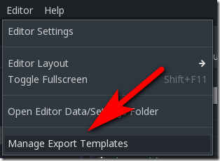 Manage-Export-Templates