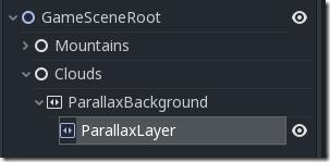 Parallax-Setup