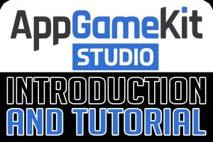 AppGameKit Studio Tutorial Banner